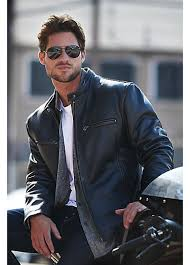 Cowhide Leather Vest Men U0027s Leather Jackets Overland Updated Styles 2017