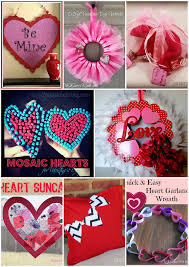 11 handmade valentine u0027s day crafts to do with the kids