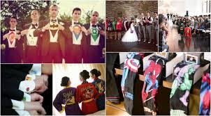 superhero wedding table decorations superhero wedding theme co ordination made easy