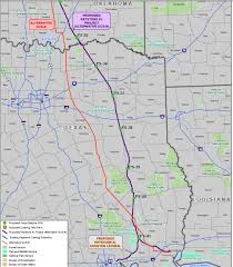 keystone xl pipeline map where the keystone xl pipeline would go through
