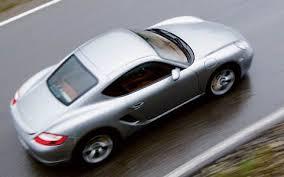 cayman porsche 2006 2006 porsche cayman s drive road test review motor trend