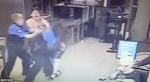 Blind And Deaf Woman Shocking Video Of Moment Disabled Teen Is Tackled By Memphis