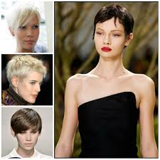 2016 runway inspired hairstyle ideas for pixie haircuts haircuts