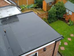 Flat Roof House Home Commercial Grade Flat Roof Rubber Roofing Systems