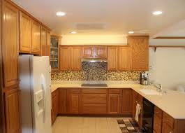Recessed Lights In Kitchen Kitchen Kitchen Recessed Lighting With Flat Ceiling Recessed