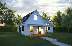 two farmhouse deltec homes introduces two models including modern farmhouse