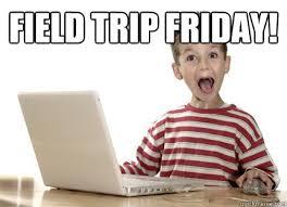 School Trip Meme - field trip friday excited kid quickmeme