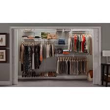 Closetmaid Shelf Track System 187 Best Closet Ideas Reach In Images On Pinterest Closet Ideas