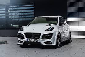 porsche cayenne turbo s horsepower techart boosts porsche s cayenne turbo s up to 720 horsepower