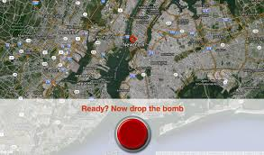 Nuclear Bomb Map Experience Hiroshima U2014 What If The Atomic Bomb Hit Your Hometown