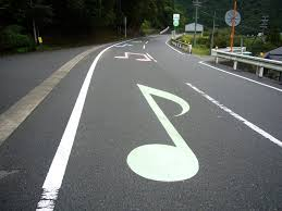 travel music images Melody roads japan travel highways that play music goin jpg