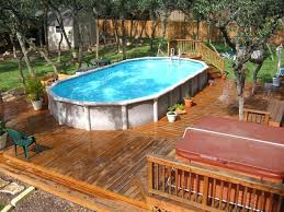 15x30 oval above ground pool liner oval above ground pool deck
