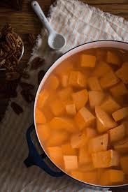 thanksgiving potato casserole lightened up sweet potato casserole b britnell