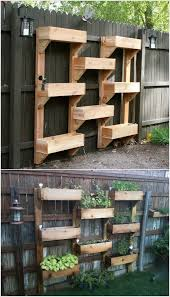 22 diy vertical garden wall ideas backyard plants and display