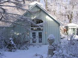 here u0027s how to create a winter wonderland in your garden for the