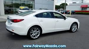 mazda new cars 2017 new 2017 mazda mazda6 touring at fairway mazda new cars 173173