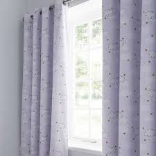 Lilac Curtains Lilac Blackout Eyelet Curtains Functionalities Net