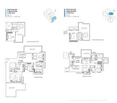 18 Woodsville Floor Plan by Cityscape At Farrerpark Singapore Property Yazhou Property