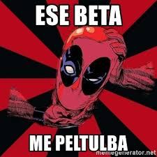Deadpool Meme Generator - ese beta me peltulba typical deadpool meme generator