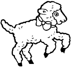25 unique lamb template ideas on pinterest sheep template