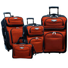 traveling bags images Traveler 39 s choice travel select amsterdam 4 piece expandable jpg