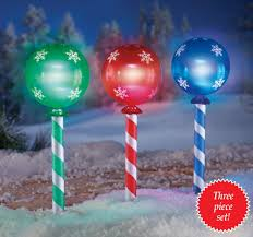 Led Christmas Pathway Lights Outdoor Christmas Pathway Lights Sacharoff Decoration