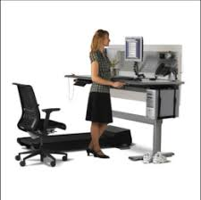 Standing Desk Treadmill Bringing Fitness To The Office Treadmill Desks And Productivity