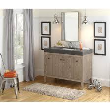 Oak Bathroom Vanity Cabinets by Ocean Bath U0026 Kitchen Ronbow 058348 E34 Sophie 48 U0027 U0027 Bathroom