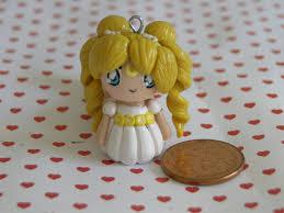 sailor moon princess clay charm by sanxcharms on deviantart