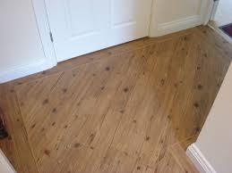 Laminate Flooring Border Karndean With A Keyline Border Mawson Floors