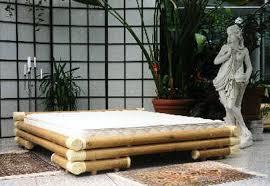 Bamboo Platform Bed Bamboo Bed Furniture Ideas Home Interior Design 32451