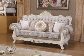 White Tufted Loveseat Silver Crystal Tufted Sofa With Pearl White Frame