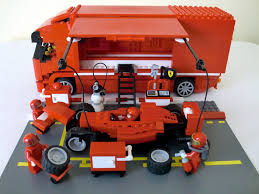 ferrari lego truck brickmonkey mocs u0027s most recent flickr photos picssr