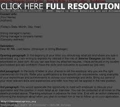 senior interior designer cover letter mediafoxstudio com