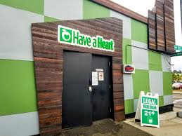 have a heart greenwood greenwood pot shop ballard weed store greenwood outside