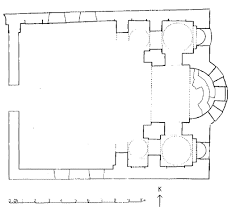Church Of Light Floor Plan Early Byzantine Art Boundless Art History