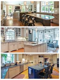 the kitchen whisperers winston salem monthly journalnow com top the kitchen of wilda herman designed by michael dugas middle the kitchen of karen and richard rodgers designed by tim nichols
