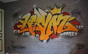 graffiti chambre graffiti pour la chambre de keryan en voisine