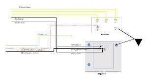 vintage and classic honda u0027s regulator rectifier hack help