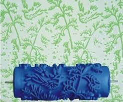 paint rollers with patterns pattern paint roller