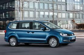 vw minivan 2015 volkswagen sharan 2015