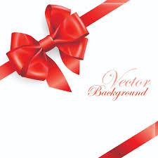 ribbon and bows 19 vector christmas ribbon and bow images free vector ribbons