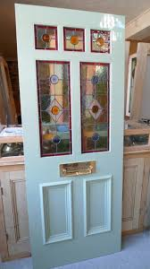 glass panels for front doors victorian and edwardian glazed front doors