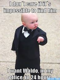 Yes Meme Baby - he s little but don t mess with him conservative baby boomers
