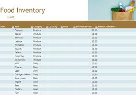 Alcohol Inventory Spreadsheet Unique Restaurant Kitchen Inventory Template Food Example