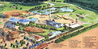 Knotts Berry Farm Map Vintage Disneyland Tickets Your Trip To Disneyland On Records