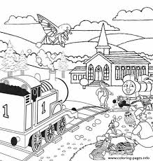 easter thomas train s046a coloring pages printable