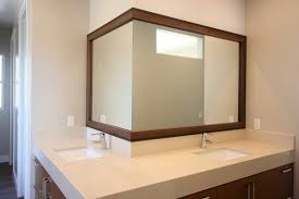 framed bathroom mirror ideas check out all of these unique bathroom mirror frame ideas for your
