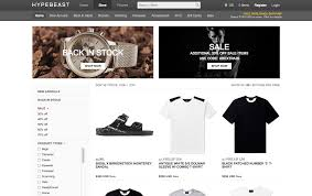 hypebeast built with woocommerce