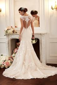 low back wedding dresses best 25 low back wedding gowns ideas on low back